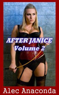 After Janice Volume 2 <br>2nd Edition by Alec Anaconda