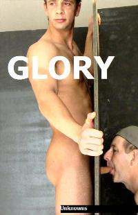 cover design for the book entitled Glory