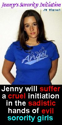 cover design for the book entitled Jenny