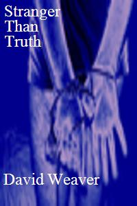 cover design for the book entitled Stranger Than Truth