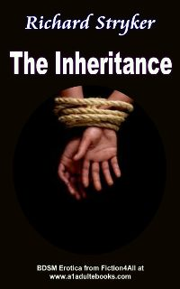 cover design for the book entitled The Inheritance -ex-wives 1 - 3rd Edition