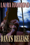 cover design for the book entitled Dana
