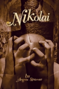 cover design for the book entitled Nikolai