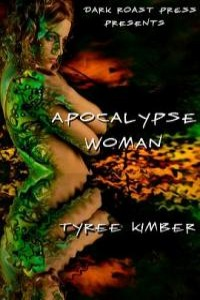 cover design for the book entitled Apocalypse Woman
