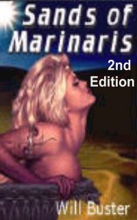 Sands Of Marinaris (2nd Edition) by Will Buster