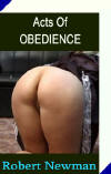 cover design for the book entitled Acts Of Obedience