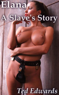 cover design for the book entitled Elana - A Slave`s Story