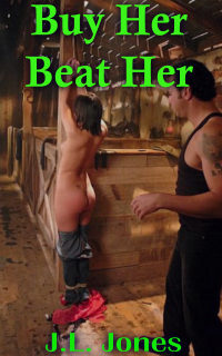 cover design for the book entitled Buy Her Beat Her