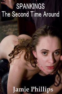 cover design for the book entitled Spankings - The Second Time Around