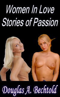 cover design for the book entitled Women In Love - Stories Of Passion
