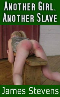 cover design for the book entitled Another Girl, Another Slave