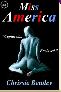 cover design for the book entitled Miss America