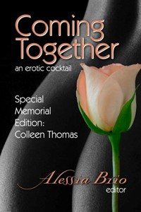 cover design for the book entitled Coming Together Special Memorial Edition