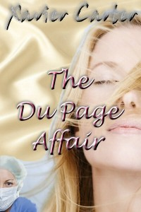 cover design for the book entitled The Du Page Affair