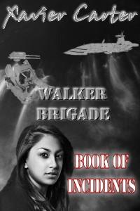 cover design for the book entitled Walker Brigade
