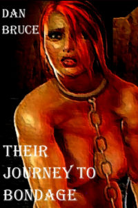 cover design for the book entitled Their Journey To Bondage