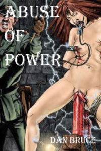 cover design for the book entitled Abuse Of Power