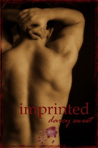 cover design for the book entitled Imprinted