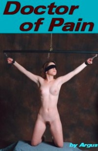 cover design for the book entitled Doctor Of Pain