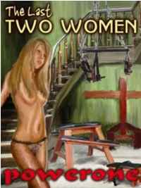 cover design for the book entitled The Last Two Women