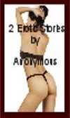 cover design for the book entitled 2 Erotic Stories