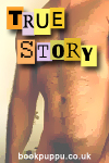 cover design for the book entitled True Story