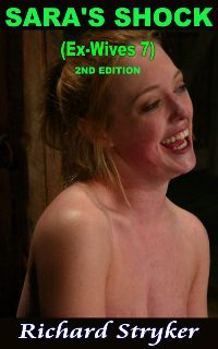 cover design for the book entitled Sara`s Shock - Ex-wives 7 - 2nd Edition