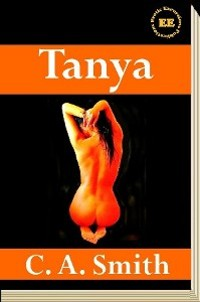 cover design for the book entitled Tanya