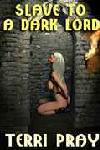cover design for the book entitled Slave To A Dark Lord