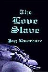 cover design for the book entitled The Love Slave