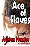 cover design for the book entitled Ace Of Slaves