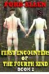 cover design for the book entitled Inner Desires [first Encounters Of The Fourth Kind Book 2]