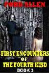 cover design for the book entitled Outer Desires [first Encounters Of The Fourth Kind Book 3]