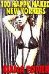 cover design for the book entitled 100 Happy Naked New Yorkers