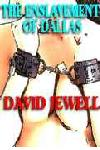cover design for the book entitled The Enslavement Of Dallas
