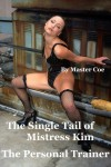 cover design for the book entitled Mistress Kim