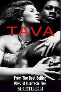 cover design for the book entitled Tava