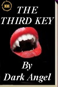 cover design for the book entitled The Third Key
