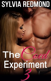 cover design for the book entitled The Coed Experiment 3