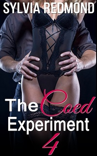 cover design for the book entitled The Coed Experiment 4