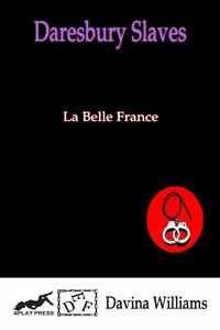cover design for the book entitled La Belle France