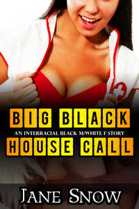 cover design for the book entitled Big Black House Call