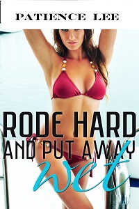 cover design for the book entitled Rode Hard and Put Away Wet