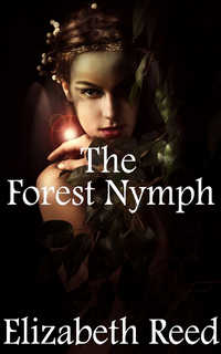 cover design for the book entitled The Forest Nymph