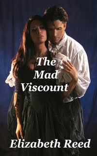 cover design for the book entitled The Mad Viscount