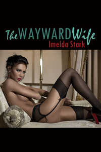 cover design for the book entitled The Wayward Wife