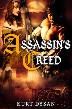 cover design for the book entitled Assassin