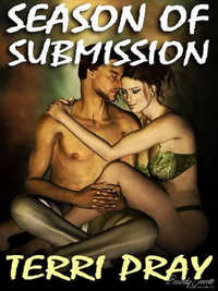 cover design for the book entitled Season of Submission