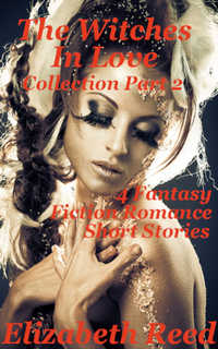 cover design for the book entitled The Witches in Love Collection Part 2