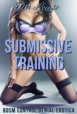 cover design for the book entitled Submissive Training